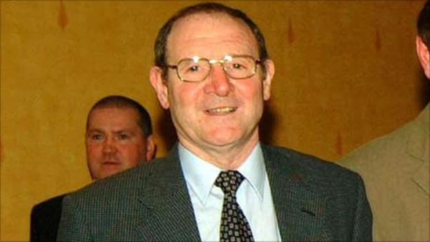 Tony Curley was a key player for Coleraine before he retired in 1974
