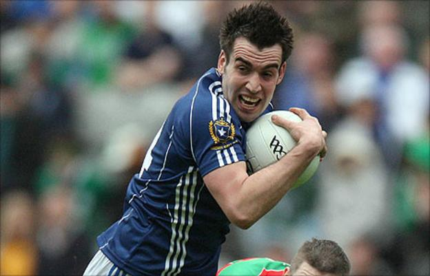Kevin Niblock scored four points as St Gall's beat Lamh Dhearg