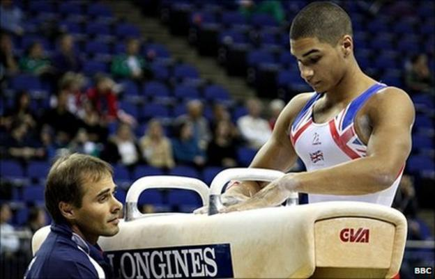 Paul Hall and Louis Smith