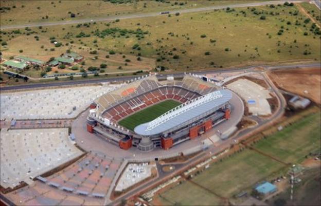 Polokwane's Peter Mokaba Stadium