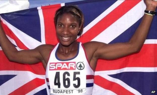 Olympic gold medallist Denise Lewis to head London's bid for 2017 World Championships