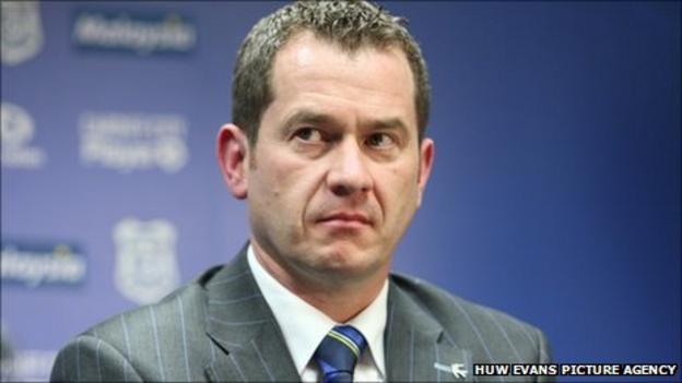 Cardiff City chief executive Gethin Jenkins