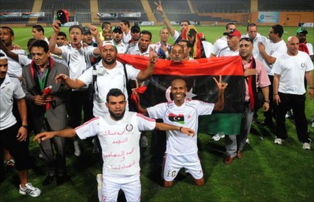 Libya's national team