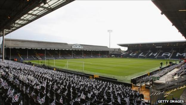 Fulham To Redevelop Craven Cottage Bbc Sport