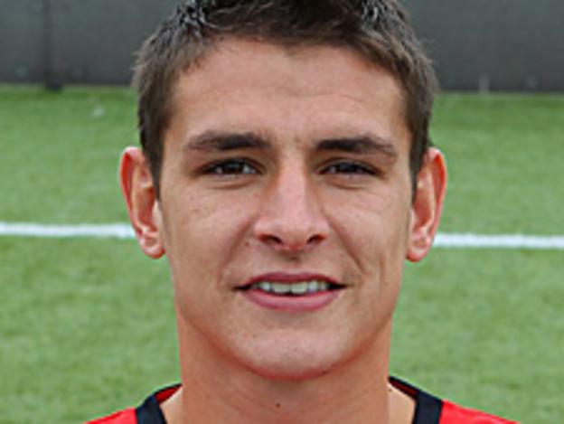 Crewe Alexandra midfielder Ashley Westwood