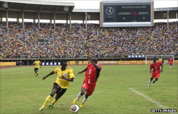 Uganda host Kenya on Saturday