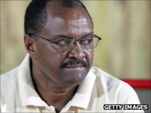 Sudan coach Mohamed Abdallah 'Mazda'