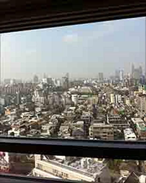 Mark Webber's hotel view