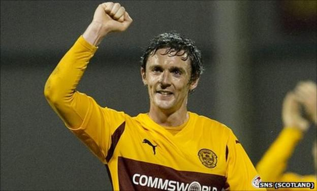 Defender Maurice Ross spent time with Motherwell last season