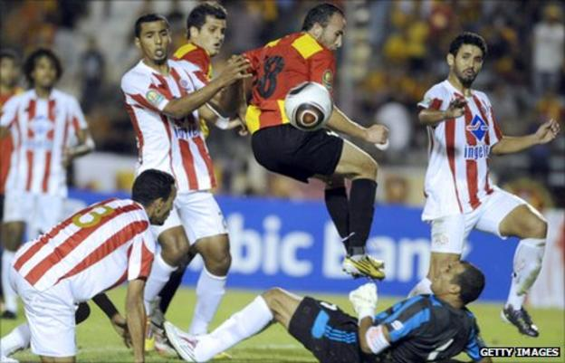 Esperance host Wydad Casablanca in August's African Champions League Group B encounter