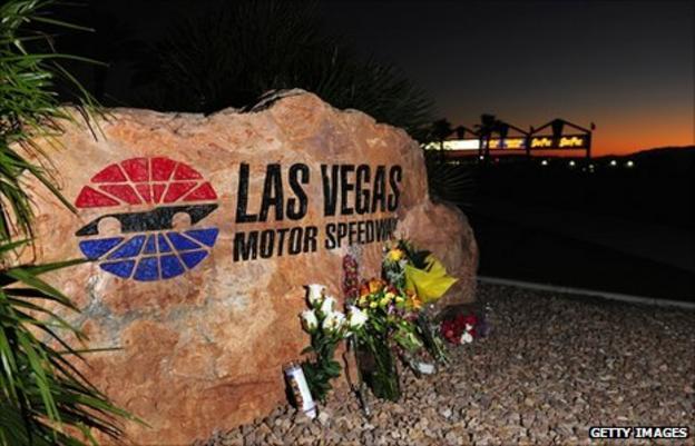 Las Vegas Speedway