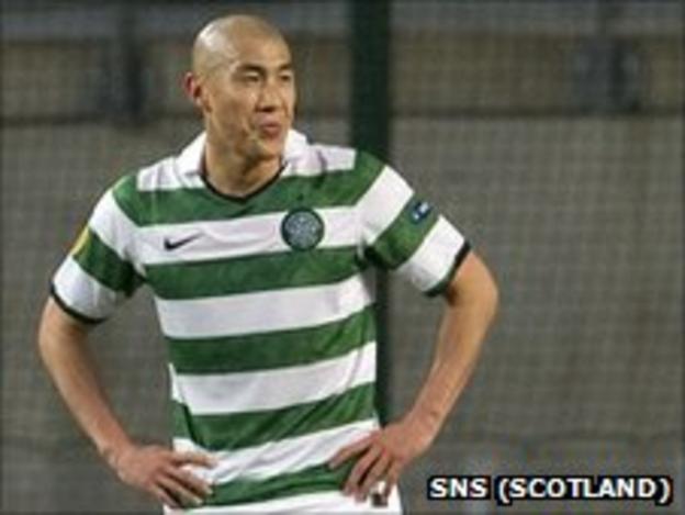 Celtic defender Cha Du-Ri