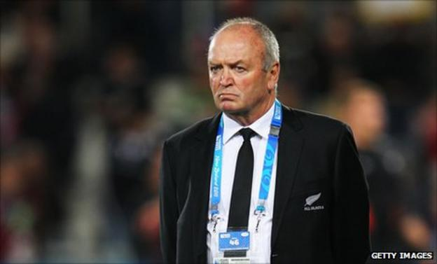 Graham Henry will take charge of his final game in charge of New Zealand on Sunday