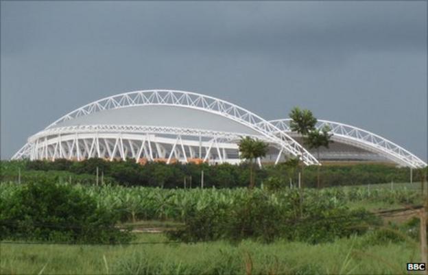 Stadium de la l'amitie Sino-Gabonaise