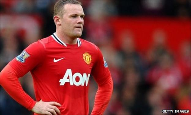 Manchester United striker Wayne Rooney is the only Englishman on the ballon D'Or shortlist
