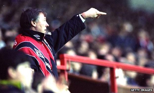 Alex Ferguson, circa 1989