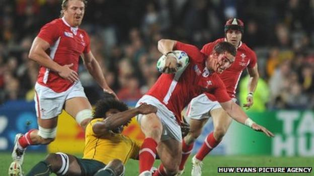 Wales and Australia will face each other another four times in the coming season