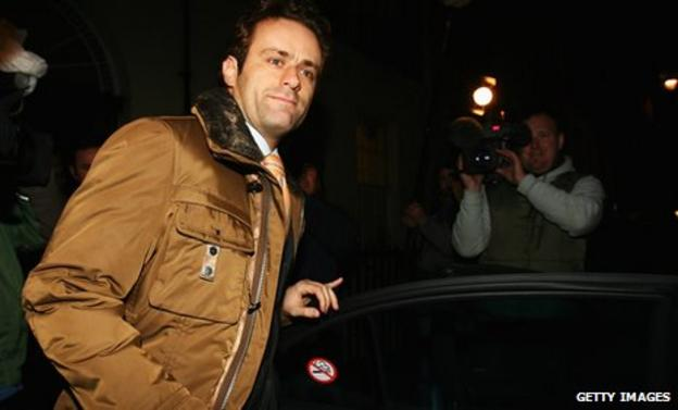Pierfilippo Capello is the agent of his father, Fabio