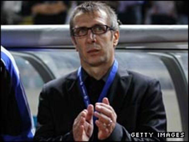 Cyprus coach Nikos Nioplias