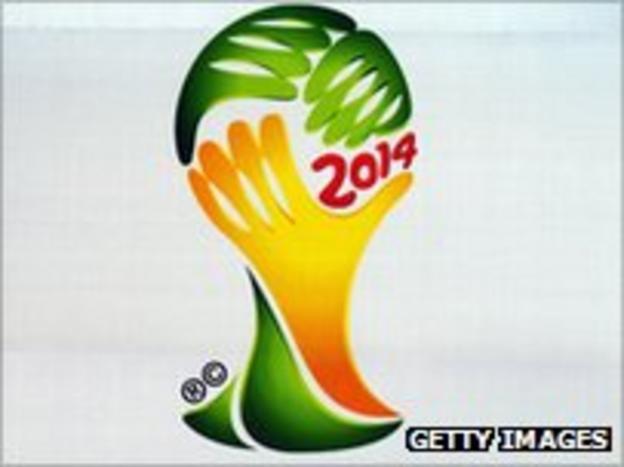 2014 World Cup logo