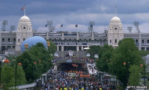 Old Wembley
