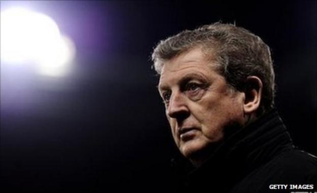 West Bromwich Albion manager Roy Hodgson