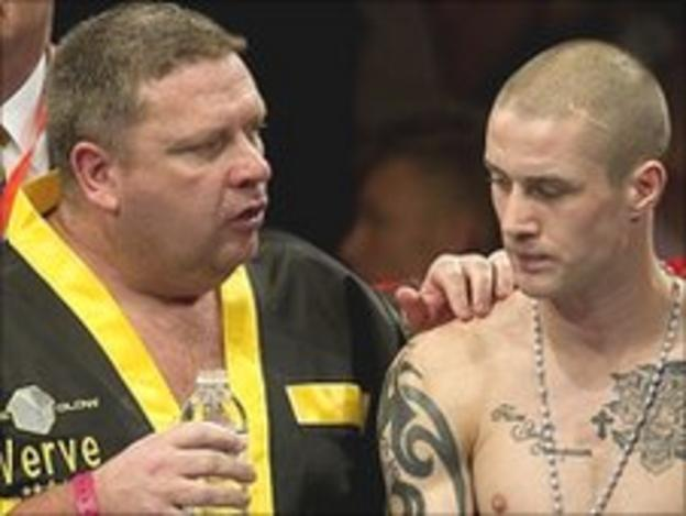 Billy Nelson and Ricky Burns