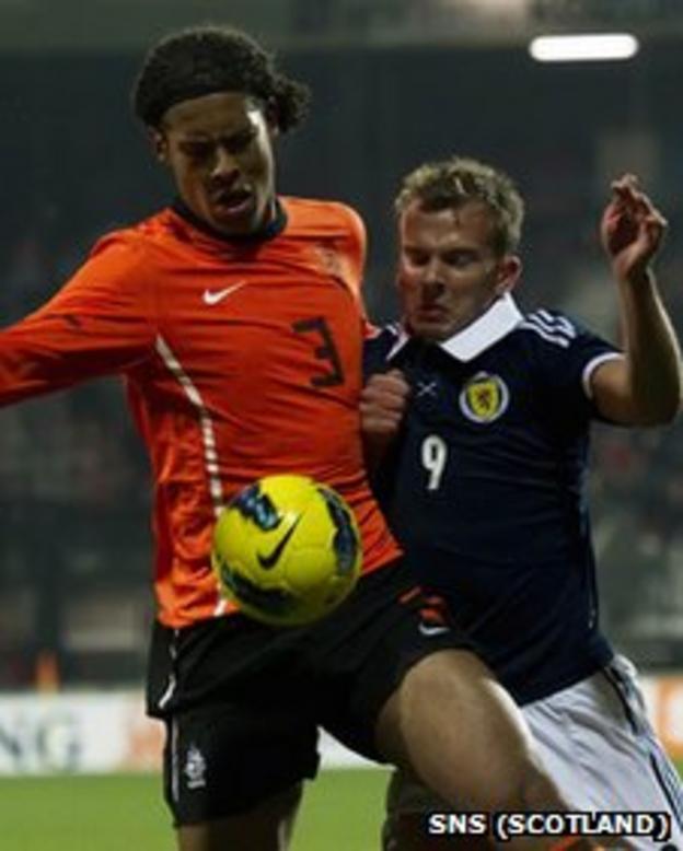 Scotland v Netherlands