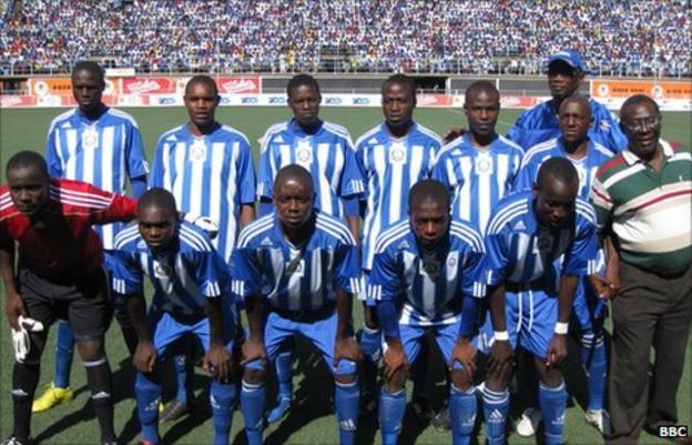 Dynamos of Zimbabwe