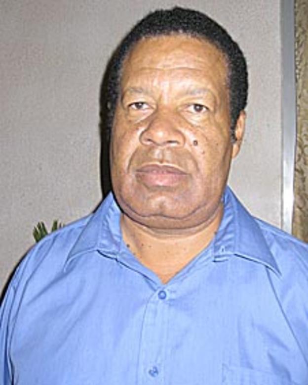 John Muinjo