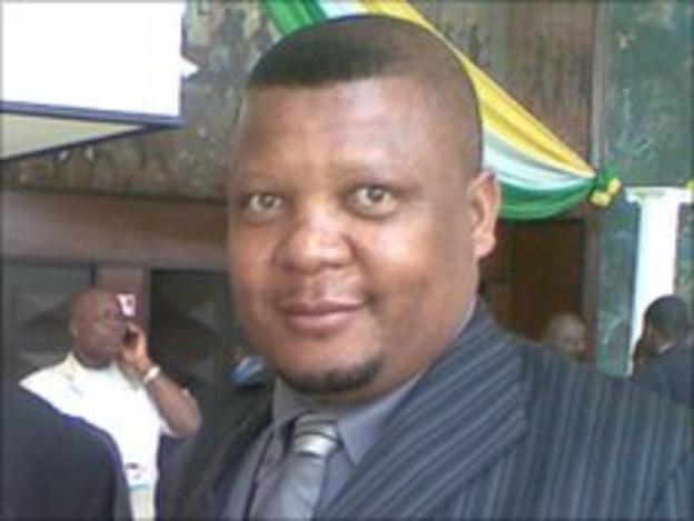 NFA general secretary Barry Rukoro