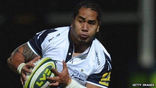 Centre Anitelea Tuilagi has won seven caps for Samoa