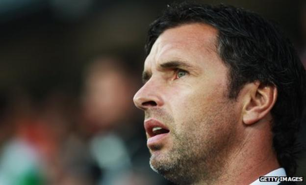 Former Wales manager Gary Speed