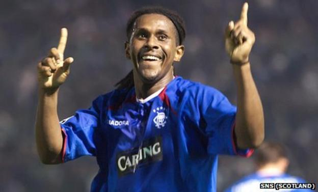 Emerson spent one season at Rangers