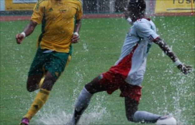 Kenya take on Ethiopia at the Cecafa Cup