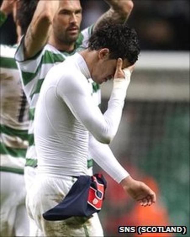 Celtic midfielder Beram Kayal
