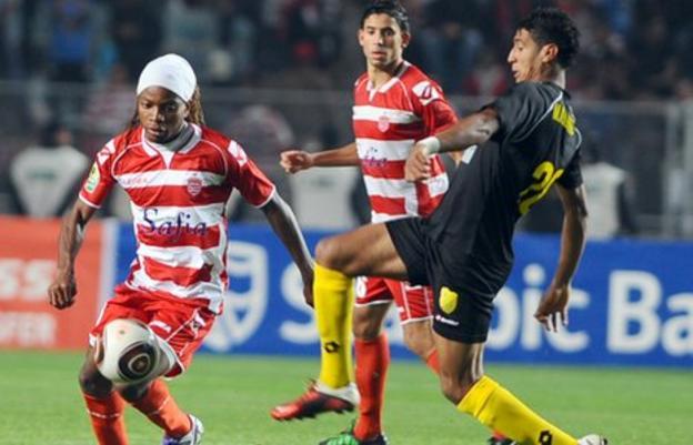 Club Africain vs Fes, first leg
