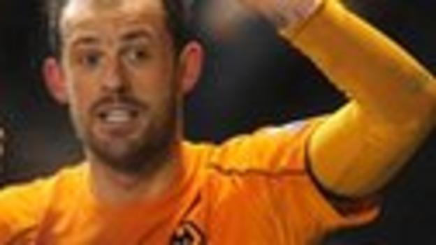 Wolves' Steven Fletcher