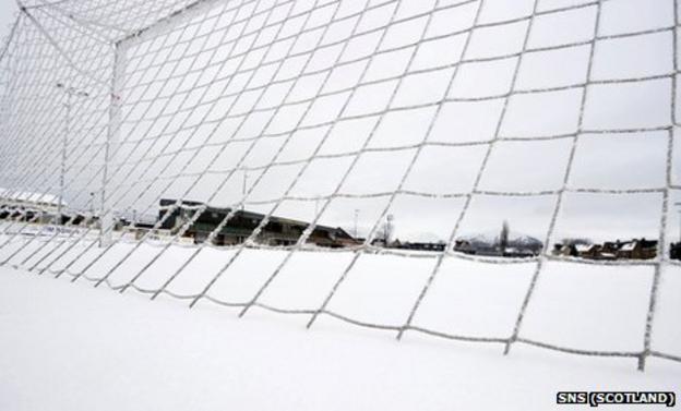 Heavy snow has fallen across Scotland in the last few days
