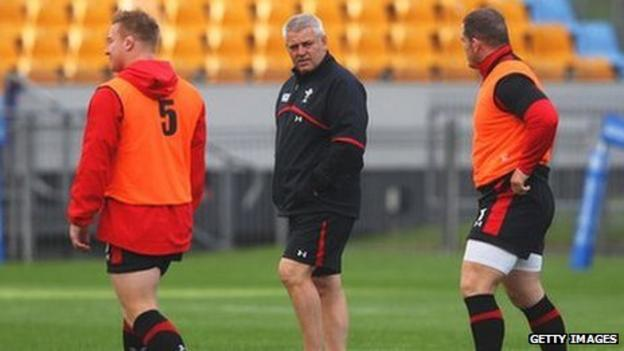 Coach Warren Gatland is likely to hold his next Wales training in Poland
