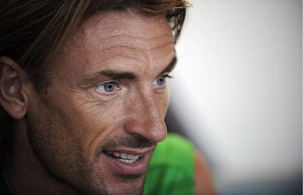 Herve Renard, Zambia coach