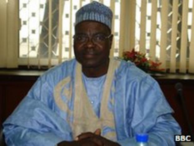 Adoum Garoua, Cameroon Sports Minister