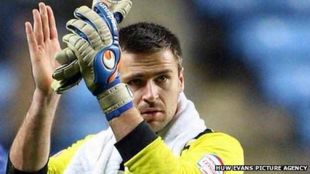 Goalkeeper David Marshall has been at the heart of Cardiff's defensive efforts