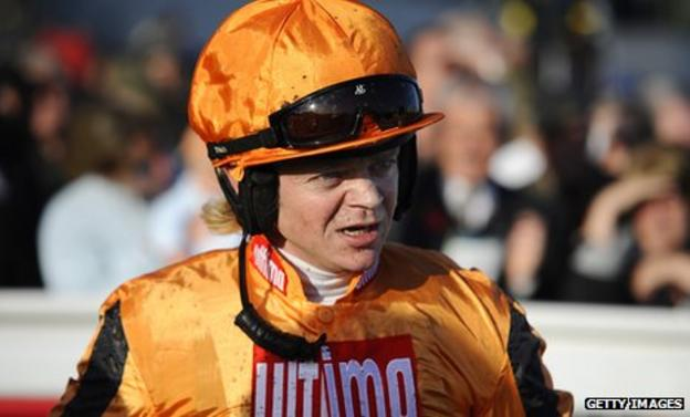 Robert Thornton has rode 15 winners at the Cheltenham Festival
