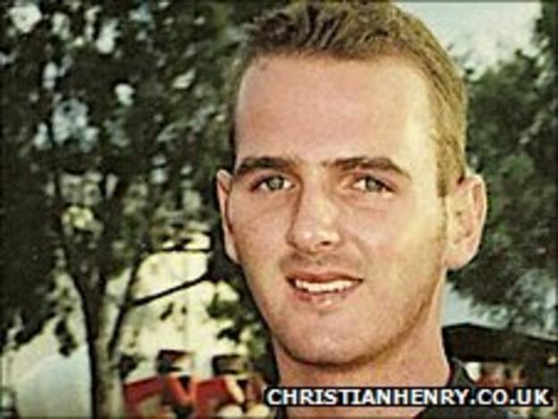 Christian Henry