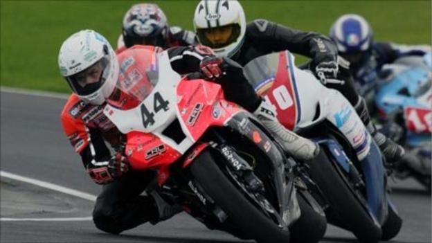 Irish short circuit racing