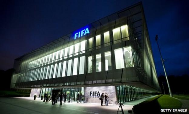 Fifa's headquarters in Zurich