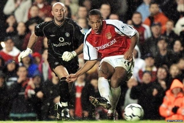 Thierry Henry, Fabian Barthez