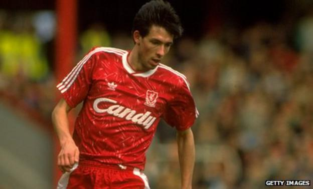 Gary Ablett won two league titles with Liverpool