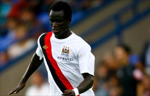 Mohammed Abu of Ghana